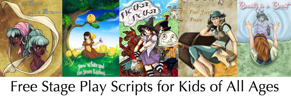Free online full length children's play script for kids